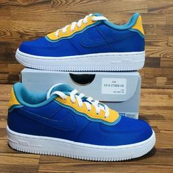 Nike Air Force 1 LV8 DBL PS  Sneakers Blue Shoes
