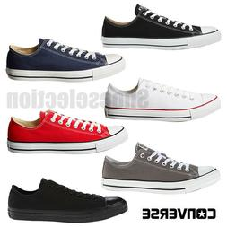 Converse CHUCK TAYLOR All Star Low Top Unisex Canvas Shoes S