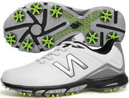 New Balance Control Series Golf Shoes White/Green - Choose S
