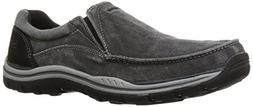 Skechers Men's Expected Avillo Relaxed-Fit Slip-On Loafer,Bl