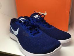 Nike Flex Contact Men's Gym Blue Athletic Running Shoes Si