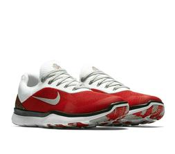 Nike Free Trainer V7 Ohio State Buckeyes Trainer Shoes Mens