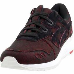 ASICS GEL-Lyte III  Casual Training  Shoes - Black - Mens