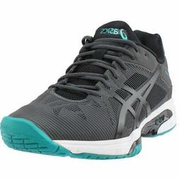 ASICS Gel-Solution Speed 3  Athletic Tennis Court Shoes - Gr