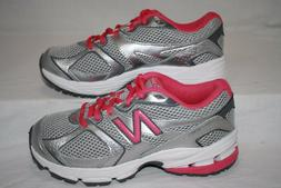 GIRLS NEW BALANCE SUSAN G KOMEN FOR THE CURE SHOES - SEE LIS