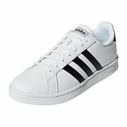 Adidas Grand Court Men's Leather Cloudfoam Causal Shoes