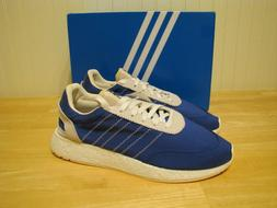 Adidas I-5923 Men's Athletic Shoes Sneakers Blue White BD759