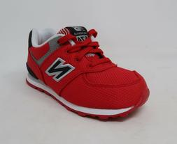 New Balance Infant Shoes Red Sneakers #2702