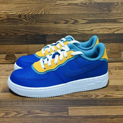 Nike Force 1 LV8 DBL Sneakers Blue Shoes