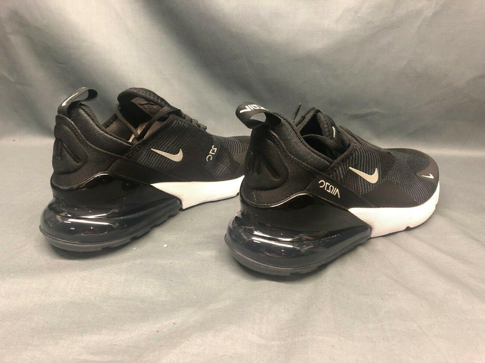 Nike Athletic Sneakers Black White Grey Size 6.5 NEW!