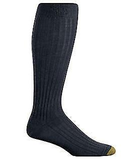 Gold Toe Canterbury Over The Calf Dress 3-Pack Hosiery -