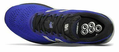 New Balance Shoes Blue with Black & Silver