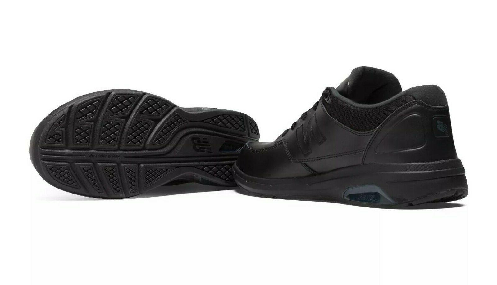 New Black Walking Lace Up