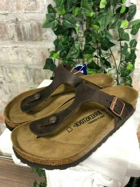 NEW Gizeh Sandals Brown