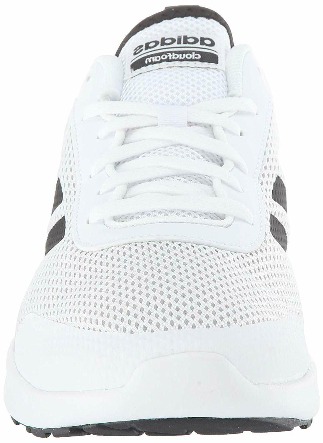 NEW! Adidas Race Argecy White Sport Shoes B44856