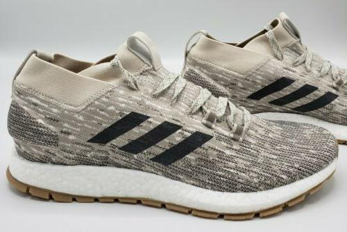pureboost rbl running shoes clear brown black