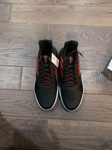 adidas Basketball Shoes Men's Size Red