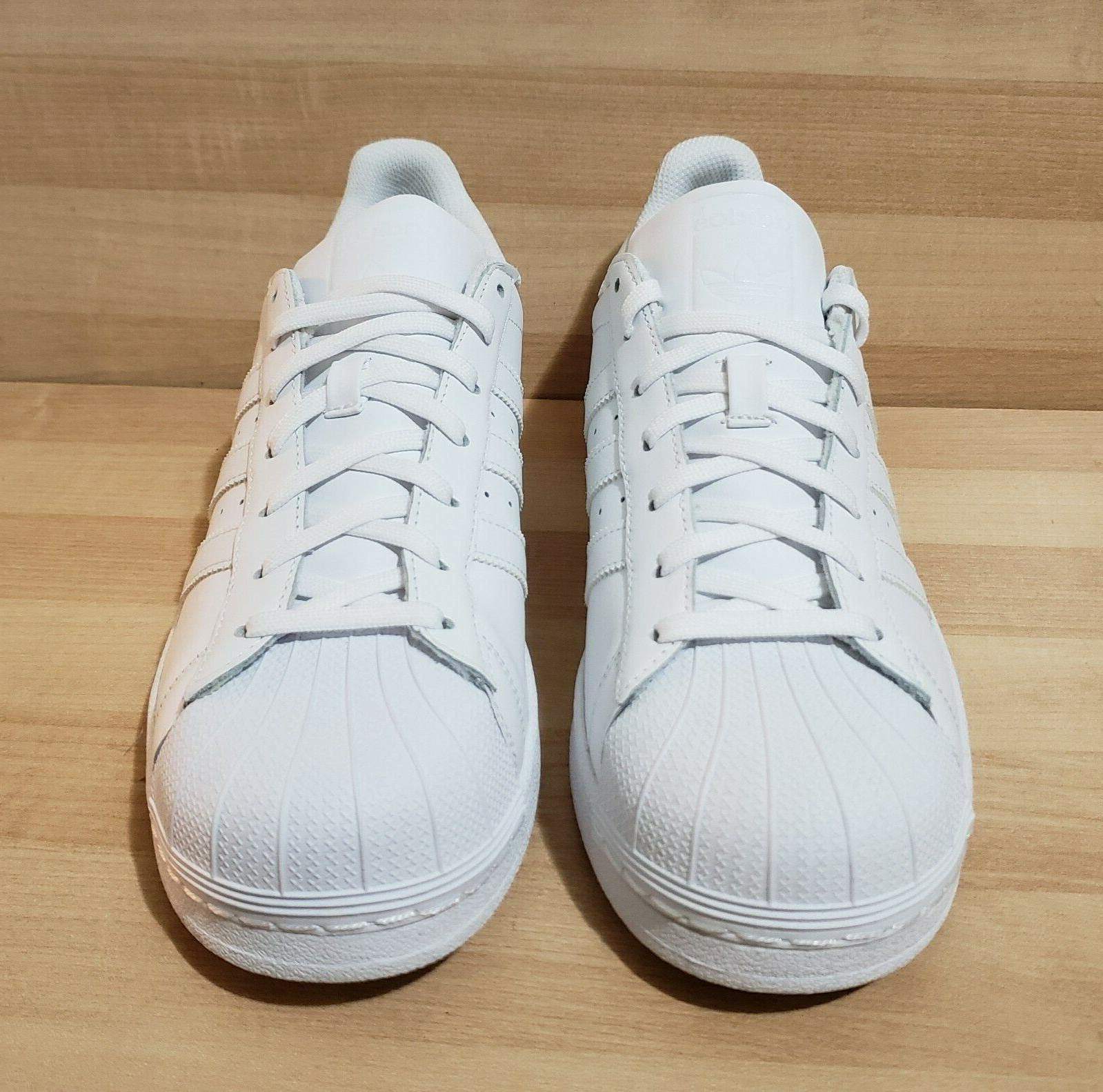 Womens Superstar White es Shoes