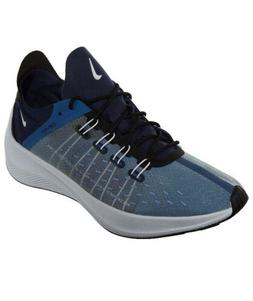 Men Nike EXP-X14 Running Athletic Training Shoes Midnight Na