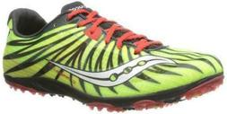 Saucony Mens Carrera XC Flat Track Field Cross Country Shoes