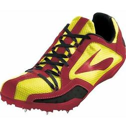 Brooks Mens Cross Country Track & Field Spikes Running Shoes