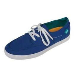 Reef Mens Deck Hand 2 Shoes Crown Blue 9 New