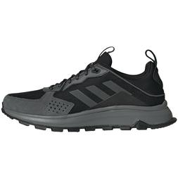 Mens Adidas Response Trail Wide Black Athletic Running Shoes