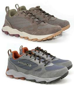 NEW Columbia Mens Athletic Sneakers IVO Trail Hiking Lace-Up