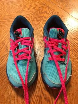 New Without Box Girls New Balance All Terrain Running Shoes