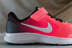 NIKE REVOLUTION 3 shoes for girls, NEW & AUTHENTIC, size  11