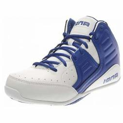 AND1 Rocket 4.0 Mid  Athletic Basketball  Shoes - White - Me