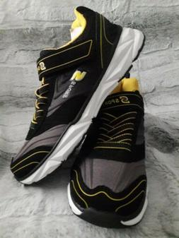 S Sport By Skechers Big Boys Athletic Sneakers/Shoes Sz 2 Bl