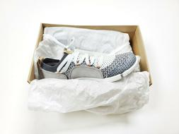 Clarks Trigenic Leather/Mesh Casual LaceUp Sneakers Tri Amel
