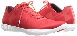 Under Armour Women's Street Precision Low Athletic Shoes Red