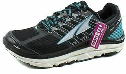 Altra Womens Provision 3.0 Black / Teal Road Running Shoes